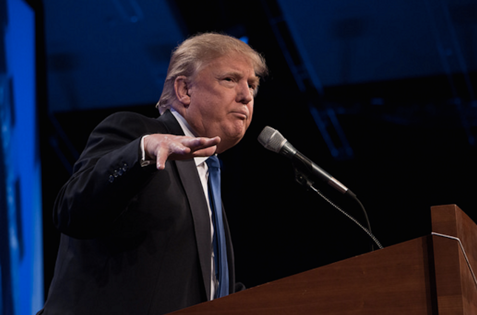 Trump naysayers push #NeverTrump on Twitter before Super Tuesday