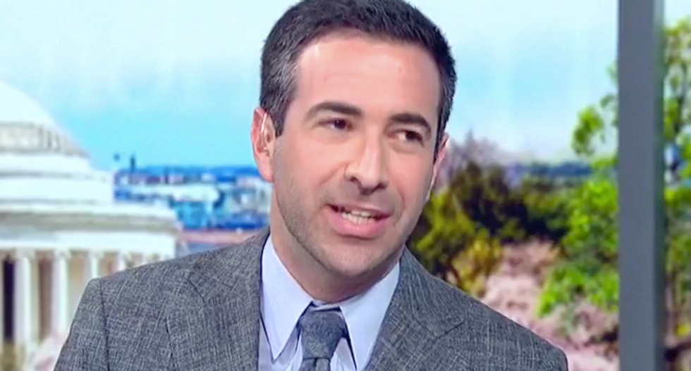 MSNBC's Ari Melber amazed by the sheer amount of incriminating new evidence against Michael Cohen