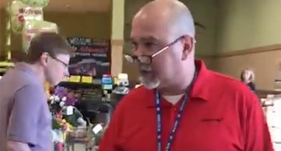 St. Louis store clerk used racist excuse to refuse to sell money order to a black couple