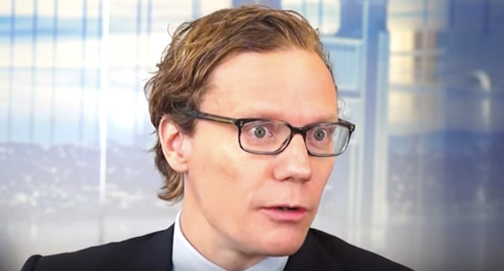 Cambridge Analytica and SCL Group -- how I peered inside the pro-Trump propaganda machine