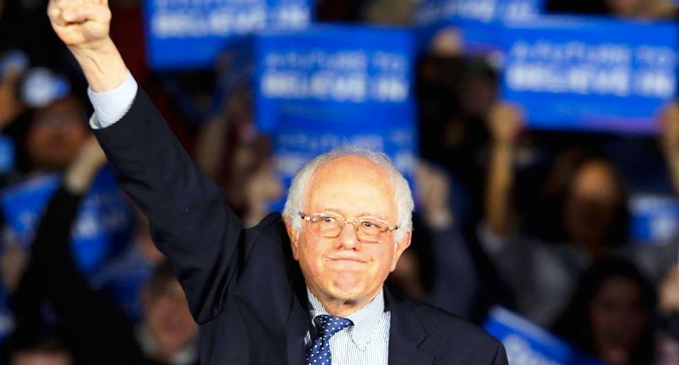 Bernie Sanders wins Colorado Democratic Party caucuses