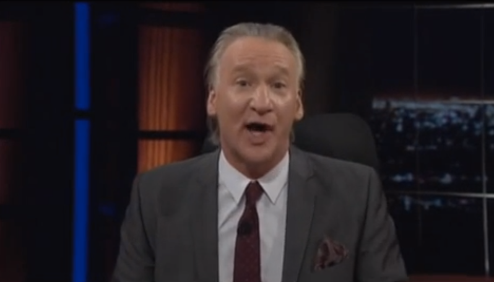 Bill Maher blasts Pope Francis: 'He's dead to me now ... f*ck the Pope'