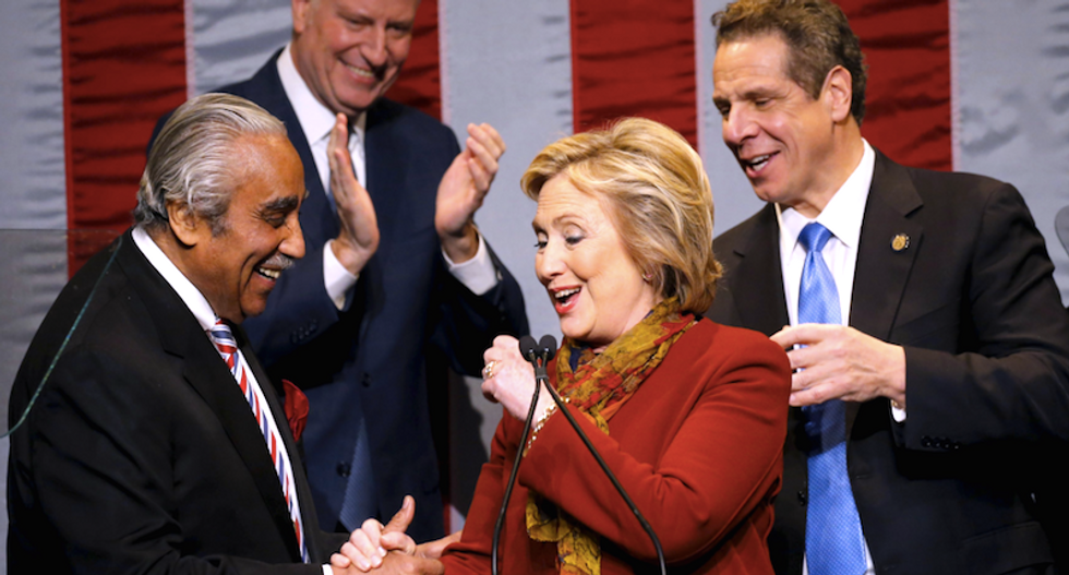 Clinton promises to tackle racial disparities in bid to attract crucial black vote