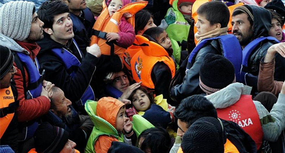 Portugal wants refugees because their population is going down and they see it as an opportunity