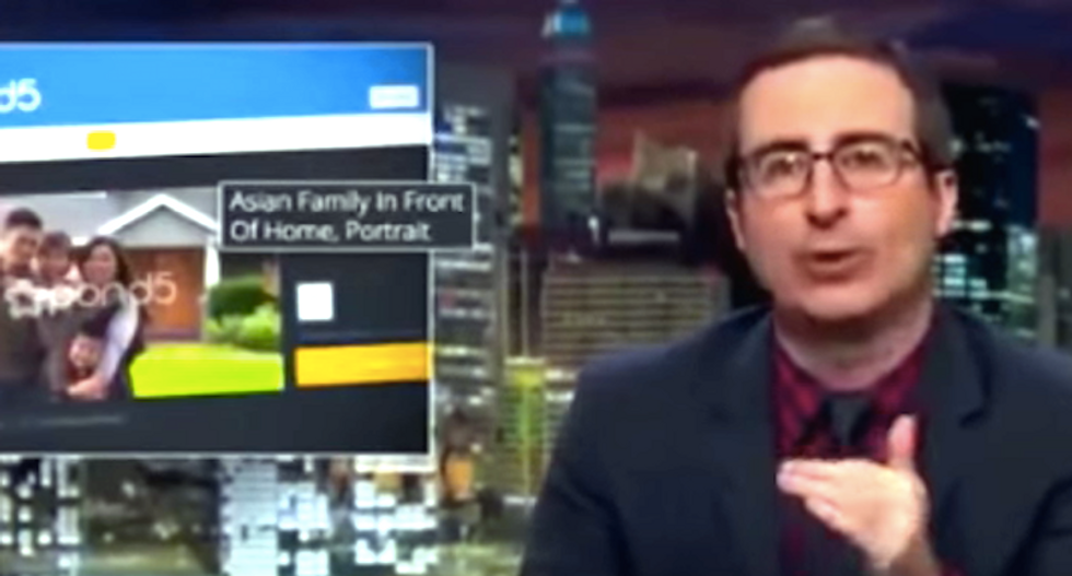 WATCH: John Oliver's hilarious ad tells Senate to 'Do your f*cking job' and vote to replace Scalia