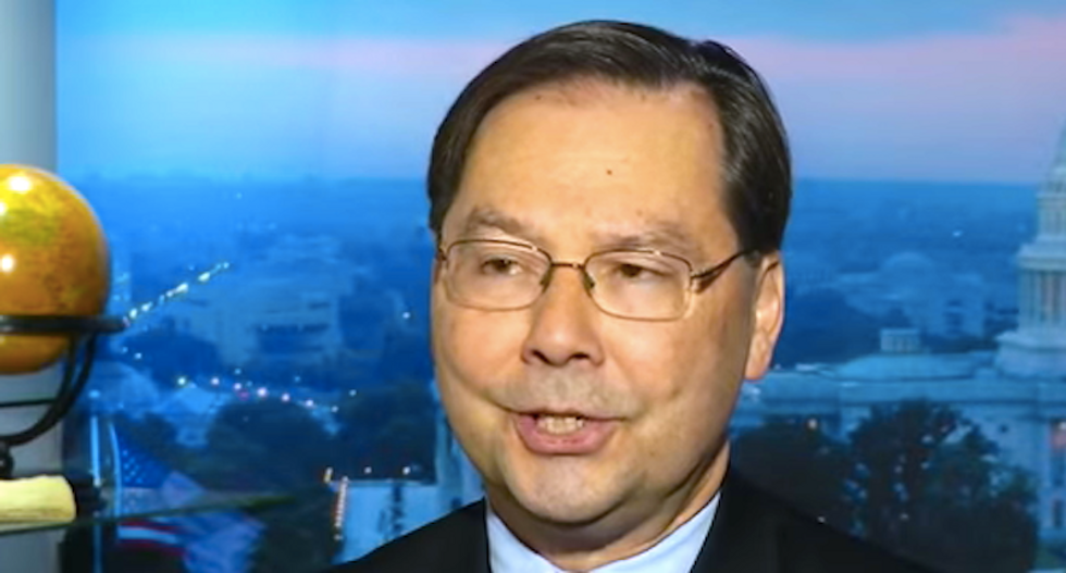 Conservatives think zombie Scalia should decide cases — including this Bush voter fraud crusader