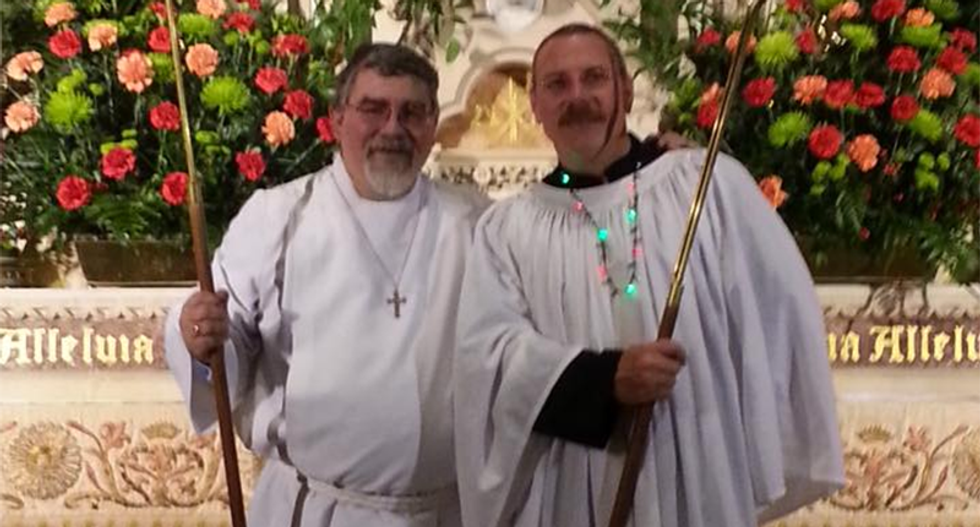 Freemasons tossed this couple for being gay -- and banned other members from talking about it