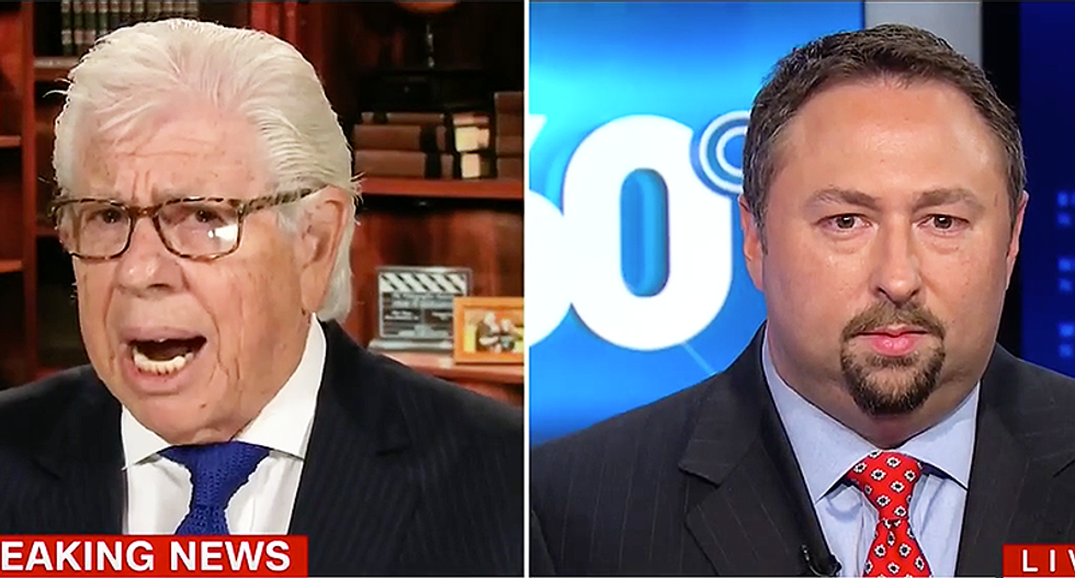 'There is an active cover-up going on': Carl Bernstein goes off on former Trump staffer Jason Miller