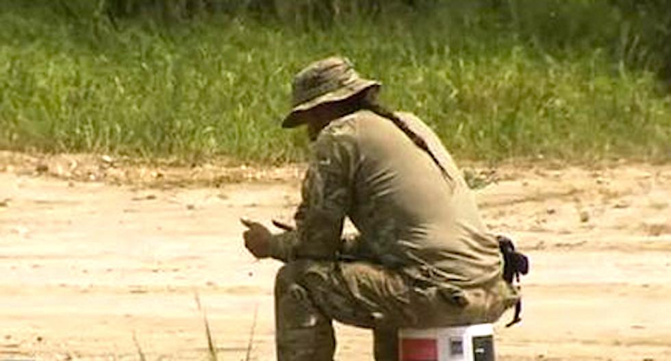Border militia vigilantes vow to patrol until 'that wall is up': report