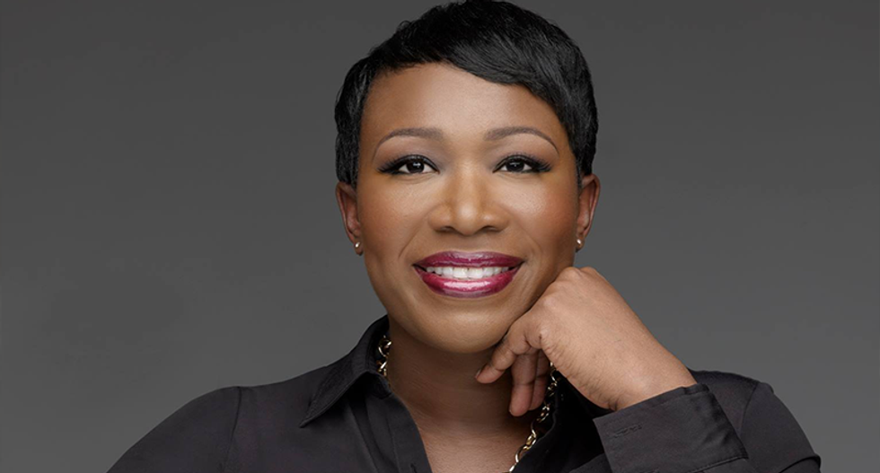 MSNBC's Joy Reid sets Bernie straight: Lots of Americans know what it's like to live in ghettos