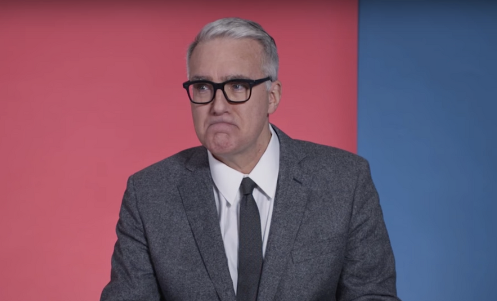 'Chest-thumping, robotic appeal to bloodlust': Olbermann blasts Trump's latest hawkish policy in Afghanistan speech