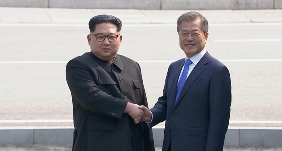 North Korean leader Kim Jong Un is unlikely to visit with South Korea this year -- after questions surface about weapons plants