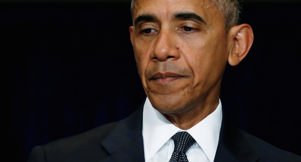 Obama condemns shootings of police officers in Baton Rouge