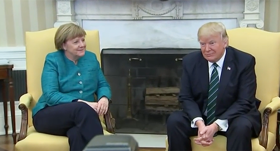 'The Germans are bad, very bad': Trump pledges to 'stop' German car sales to US
