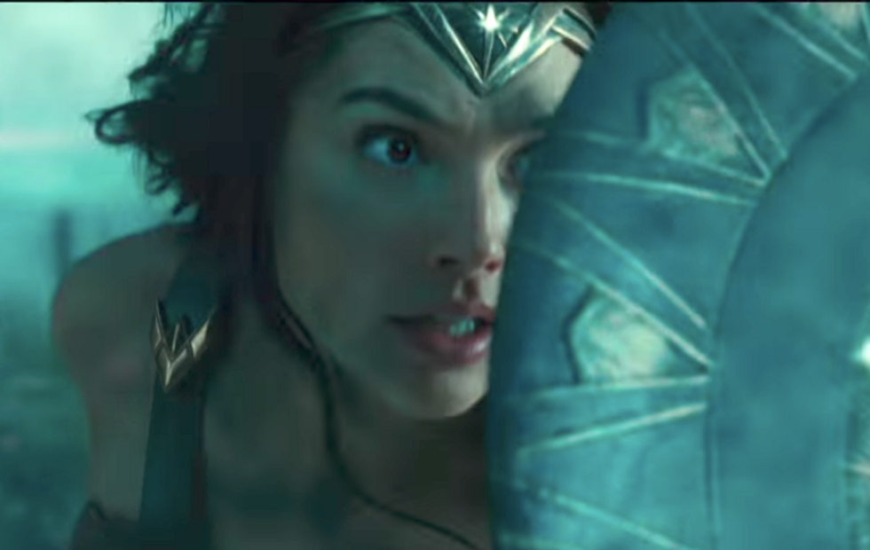 Aggrieved men seethe with rage over Texas theater's women-only screenings of 'Wonder Woman'
