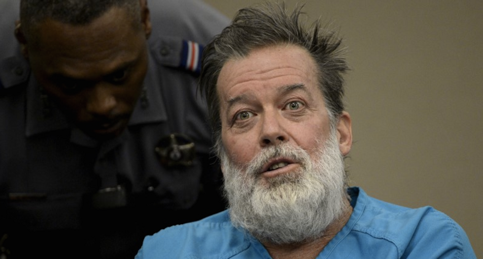 Planned Parenthood shooting suspect due in Colorado court for competency hearing