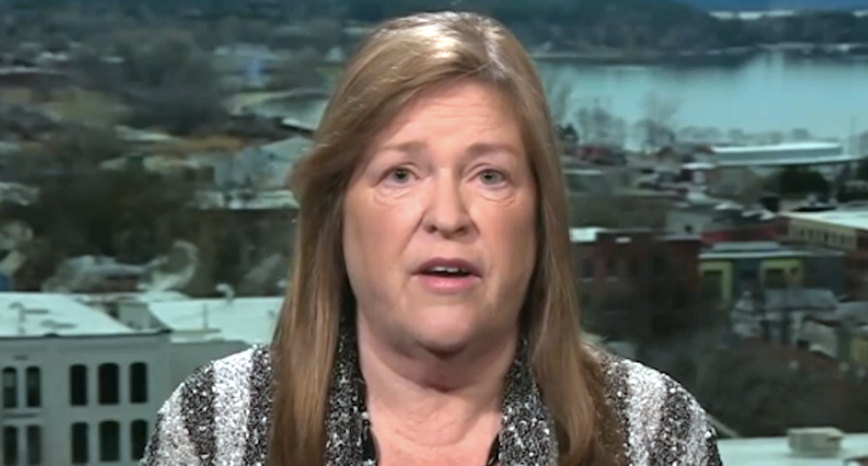 Jane Sanders: Black voters would like Bernie a lot more if Hillary wasn't running