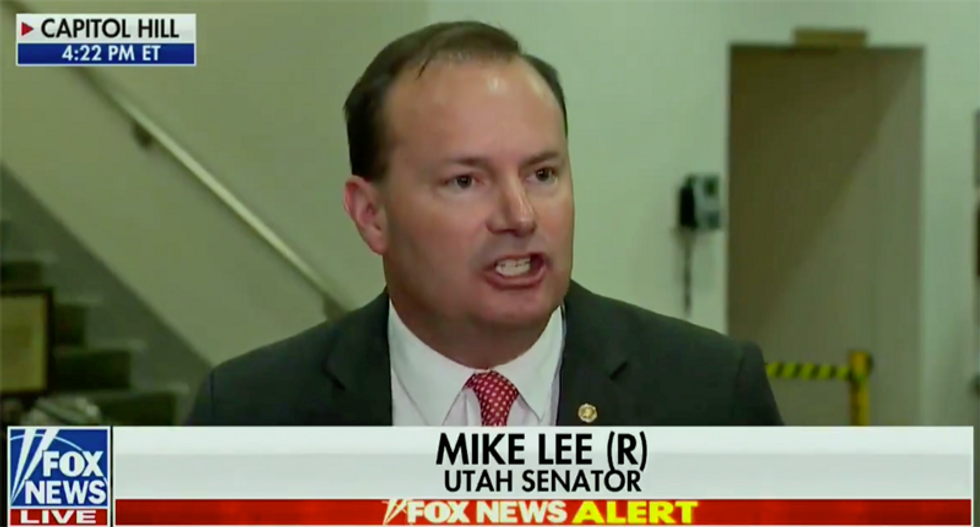 'OVER MY DEAD BODY': GOP senator appears to be a 'no' on AG Bill Barr's reported plan to detain indefinitely without a trial