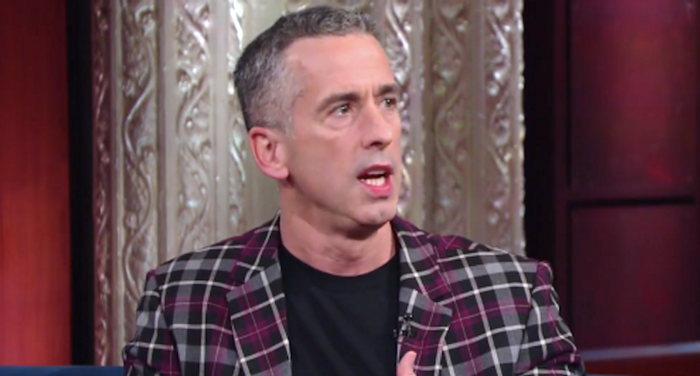 Dan Savage rips gay GOP group: 'Sanity and motives' of any gay Republican are 'suspect'