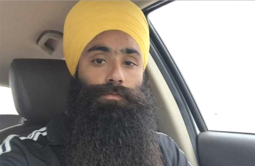 Sikh man was charged with terrorism for being a 'brown man on a bus,' lawsuit claims