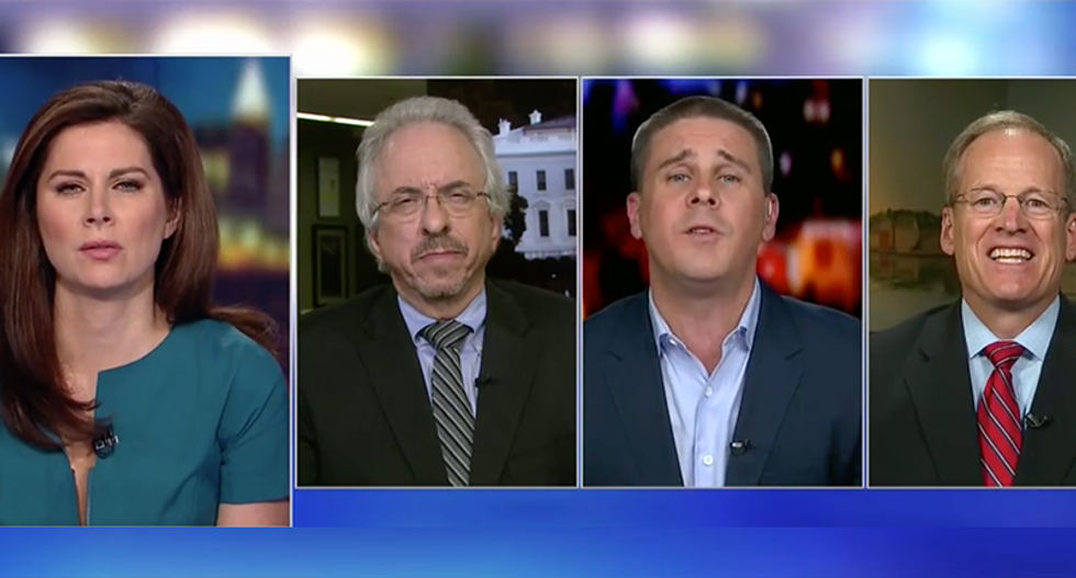 CNN panel calls BS on GOPer's Trump hotel event defense: 'If Obama did this your head would explode'