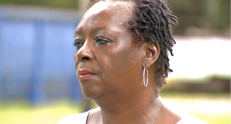 NAACP head finds Confederate flag on her lawn after getting overnight death threats since Election Day