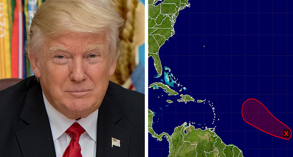 Trump's budget cuts have NOAA funding 'hanging on by a thread' as Tropical Storm Don looms
