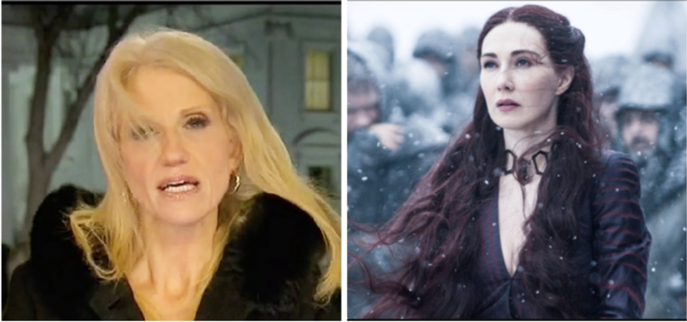 The White House meets Westeros -- Here are some of Trump's key players as characters from Game of Thrones