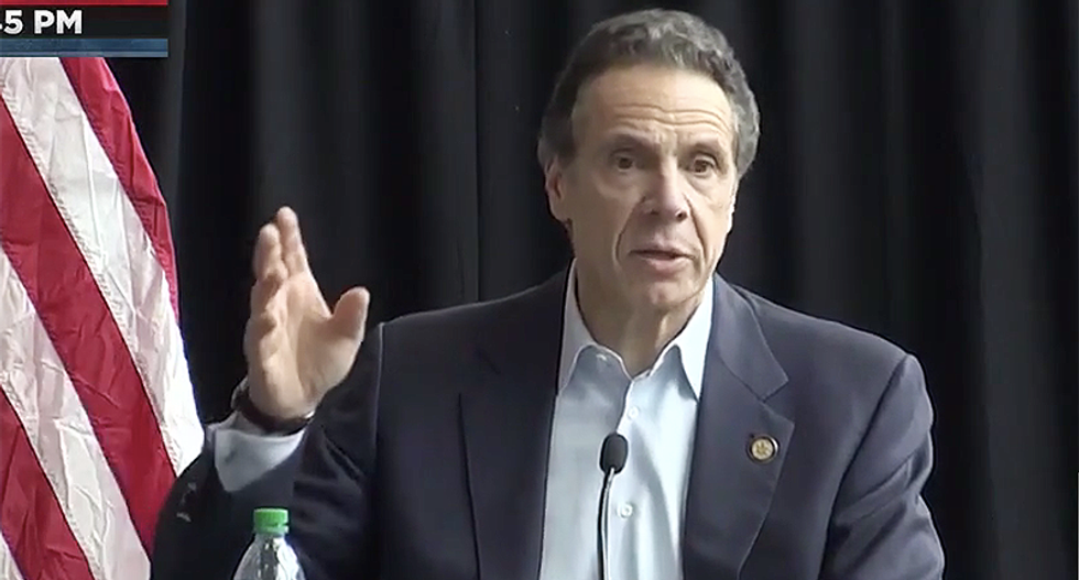 Cuomo refuses to take Trump's bait: 'This is no time for politics and you lead by example'