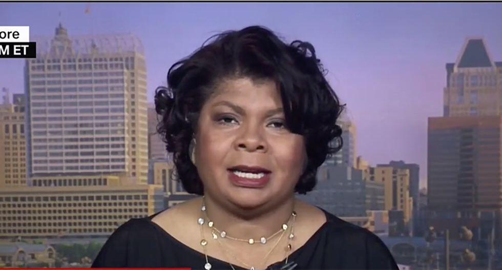 He's seeking 'redemption': CNN's April Ryan slams Spicer's pitiable attempt at rebranding himself on Emmy's