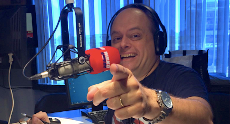 Conservative radio host agrees with caller that vaping bleach might cure COVID-19: 'You're not crazy'