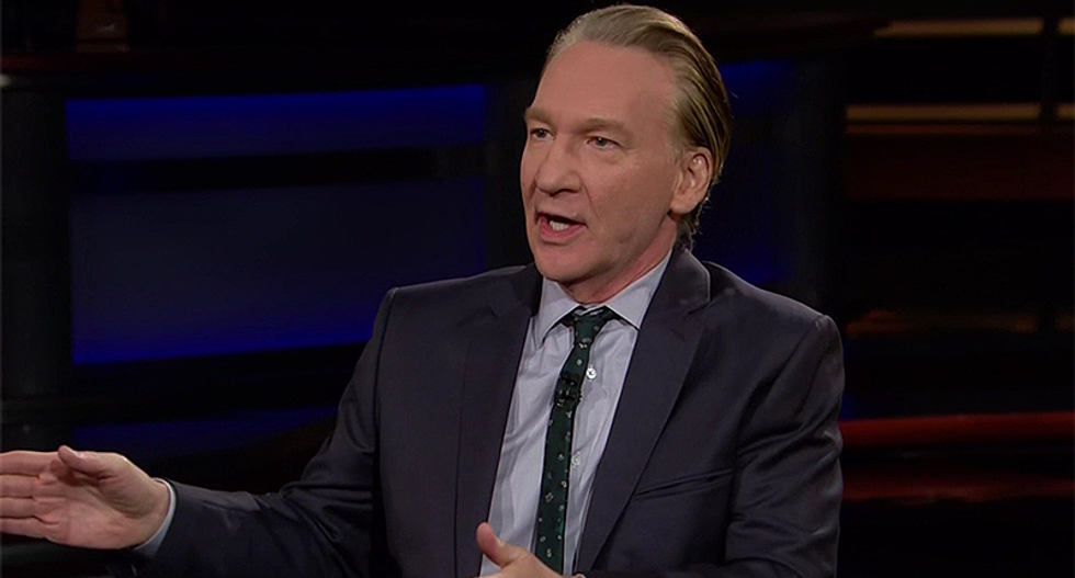 WATCH: Bill Maher just gave an incredible jaw-dropping lecture on blue states' rights