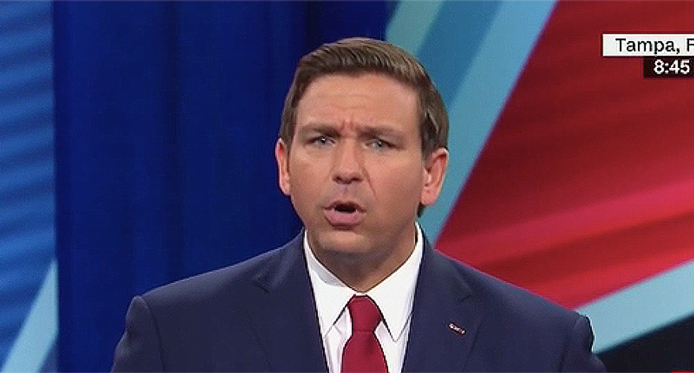 Florida's Ron DeSantis falsely claims 'a lot of people in public health' think a shutdown is a 'bad thing to do'