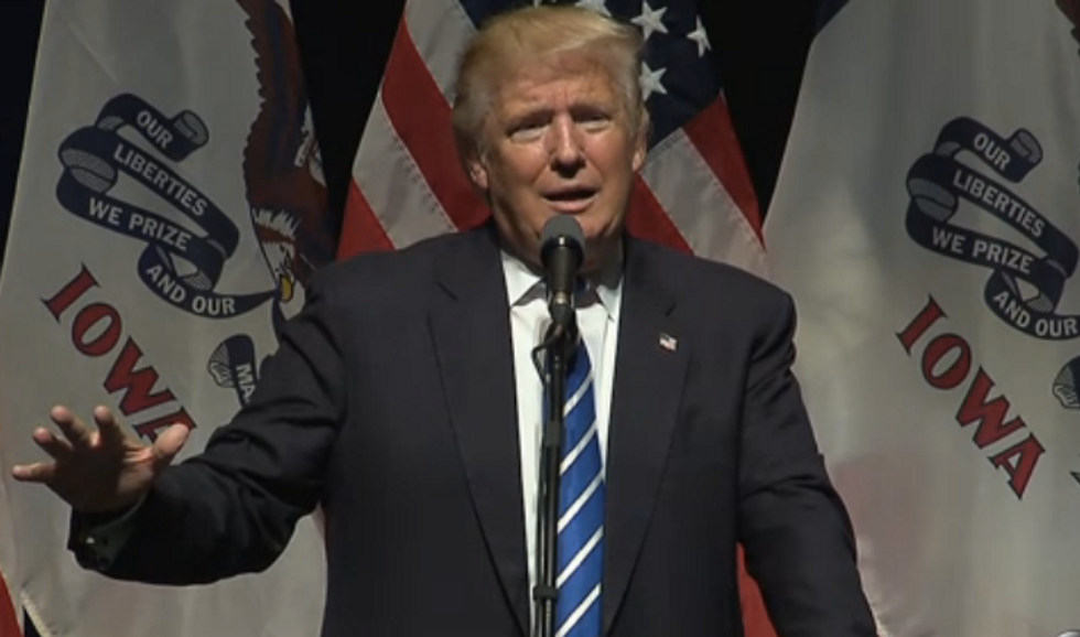 DNC sends Trump into toddler rage: 'I wanted to hit a couple of those speakers so hard'