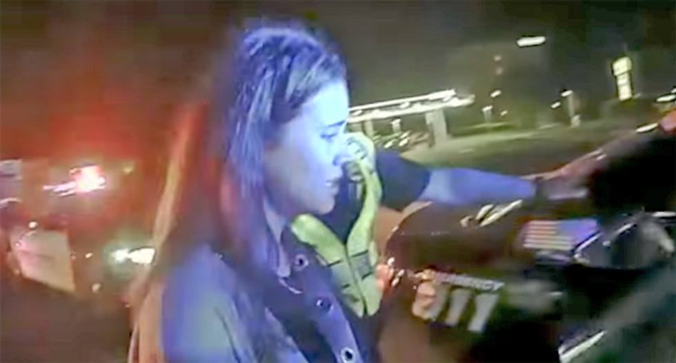 NJ police release body-cam video of GOP lawmaker calling them 'f*cking assh*les' during DWI bust