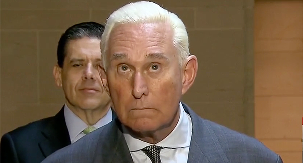 There should be universal 'dismay and disgust' at Roger Stone's actions: Judge Amy Berman Jackson