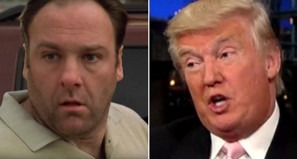 Here's how 'the Sopranos' may have predicted Donald Trump's rise to the presidency