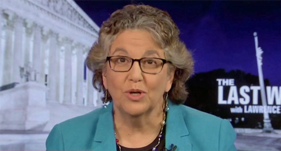 'It is illegal': Federal Election Commission chairwoman explains the law about foreign assistance on MSNBC