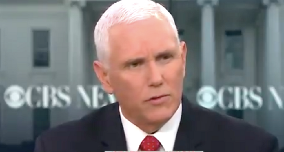Mike Pence praises Trump for pushing government shutdown: 'He was willing to take a stand'