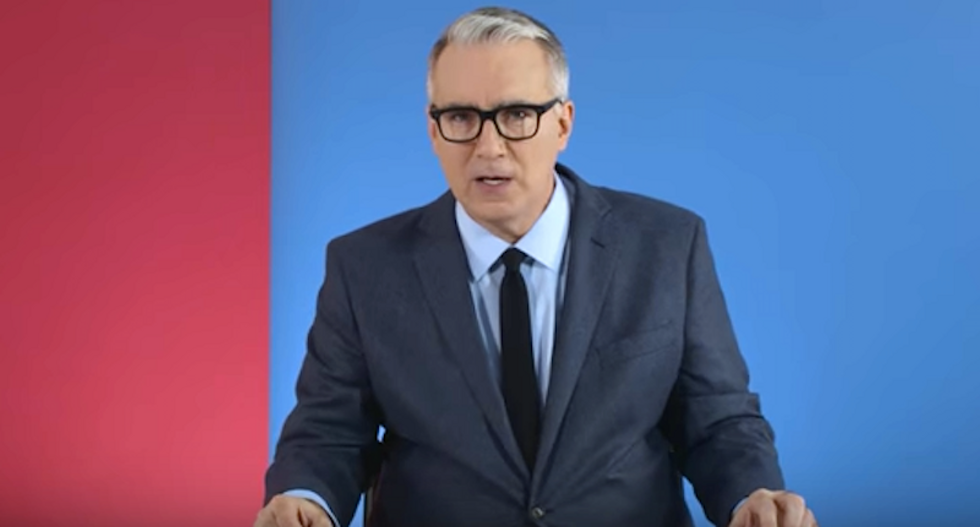 Olbermann shreds hope of Trump becoming presidential: He only wants to 'make his ego great again'