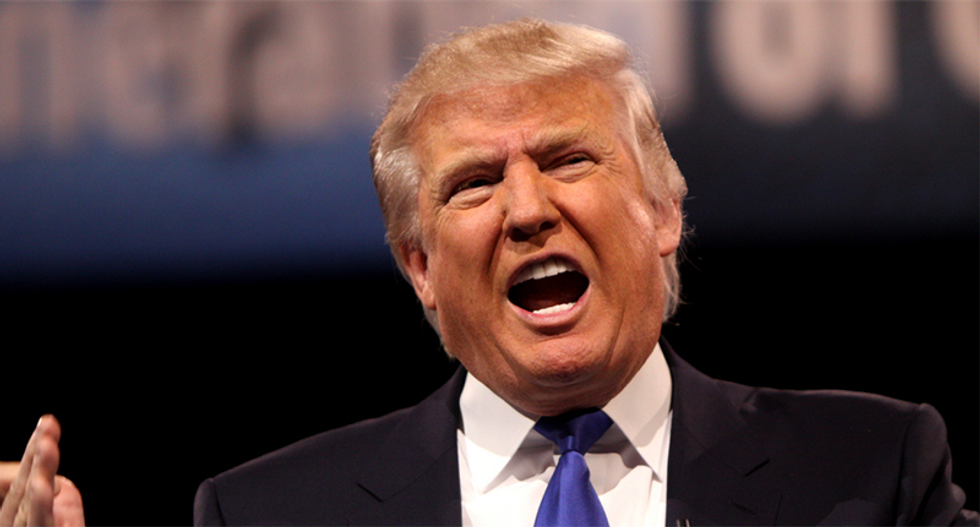 WATCH LIVE: GOP presidential nominee Donald Trump holds rally in New Hampshire