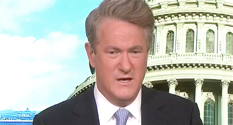 Morning Joe appalled that Trump still has any supporters: '4 in 10 Americans are OK with racism every day!'