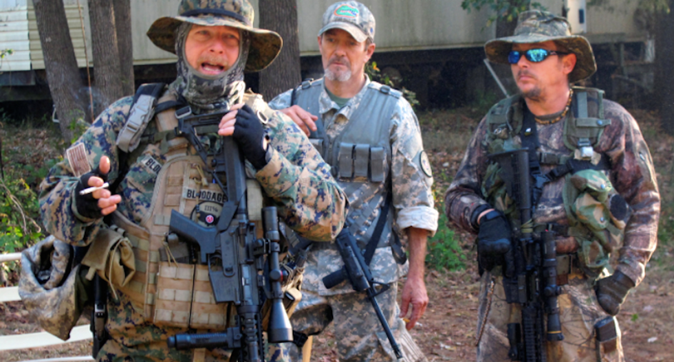 Militia groups prepare for armed revolt if Clinton wins: 'Last chance to save America from ruin'