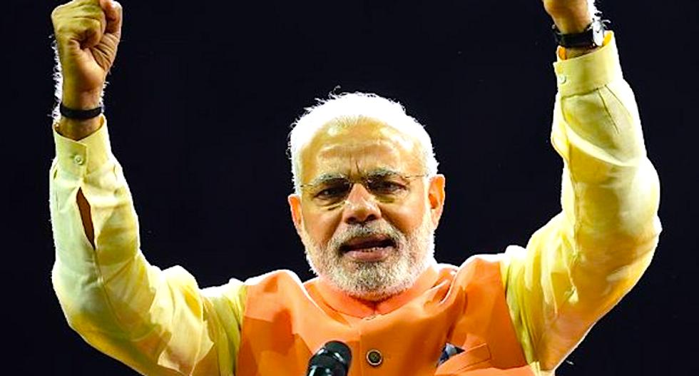 Obama, Modi vow to expand strategic partnership between US, India