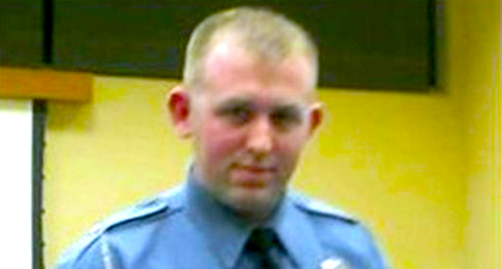Darren Wilson may resign from Ferguson police if grand jury declines to indict