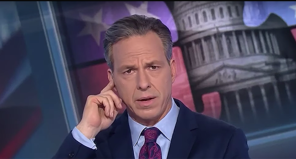 CNN's Jake Tapper compares Trump's tweet on Bette Midler to Eisenhower before D-Day -- it didn't go well for the president