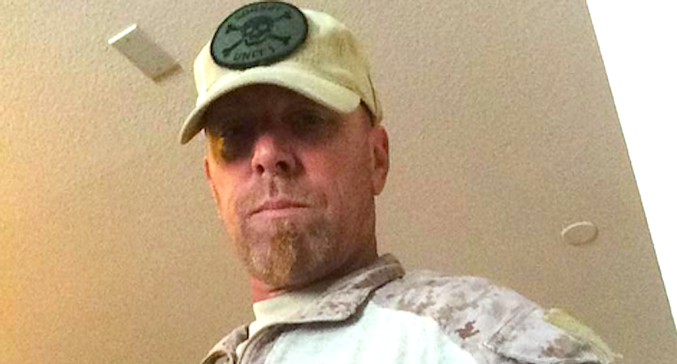 Border militia's 'commanding officer' turns out to be a felon, arrested on gun charge