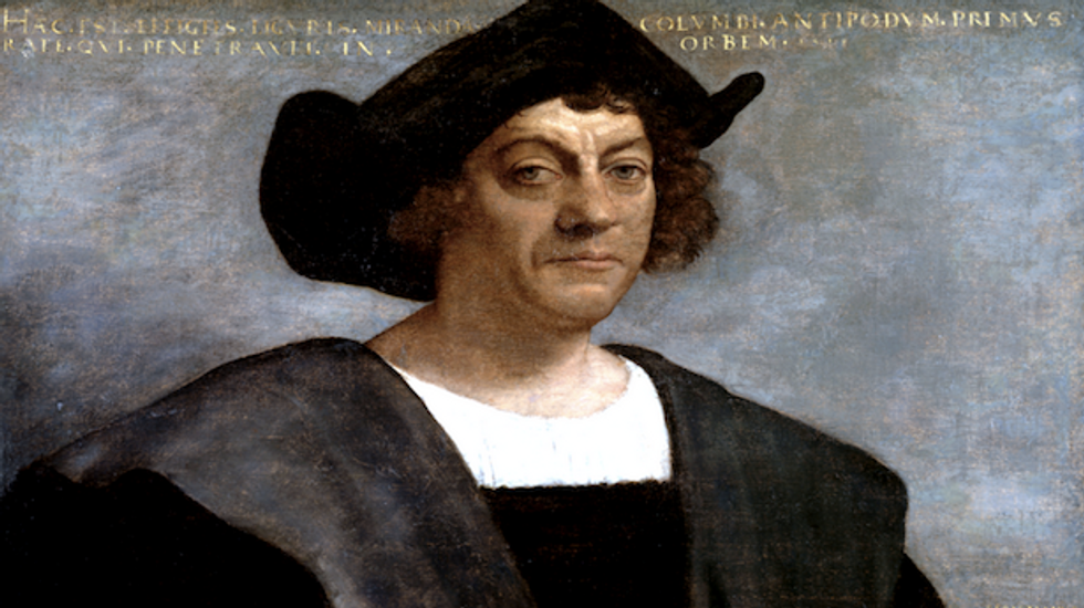 Five scary Christopher Columbus quotes that let you celebrate the holiday the right way