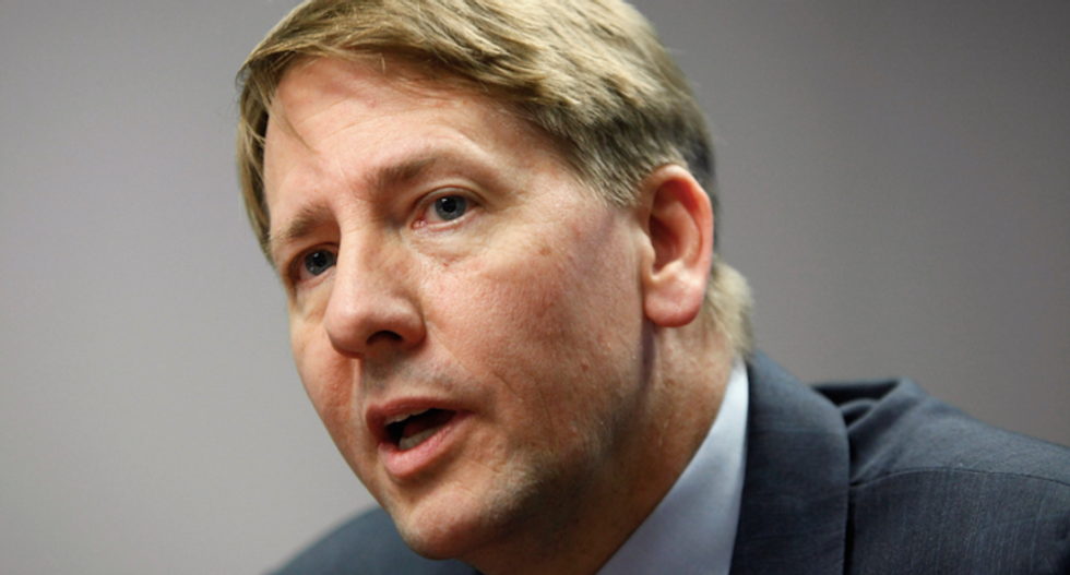 There's an ominous historical parallel with the fight over the Consumer Financial Protection Bureau
