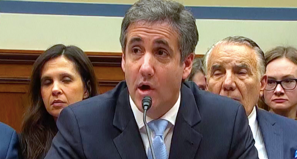 Cohen delivers riveting warning to Trump's GOP enablers: You'll 'suffer the same consequences that I'm suffering' now